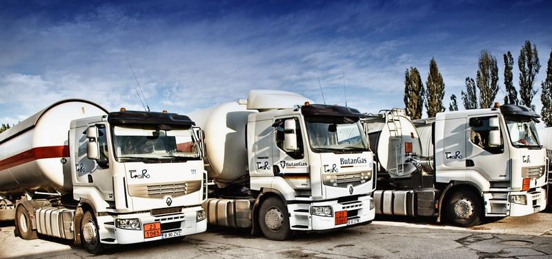TreRo - Transporturi petroliere